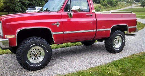 1985 Chevy K10 Silverado 4x4 For Sale Ohio Http