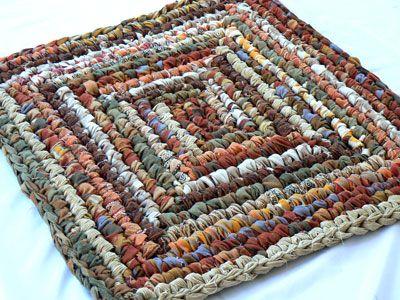 Cathy Hetznecker Rag Rugs Pillows And Furniture Braided Rug Diy Crochet Rag Rug Rag Rug