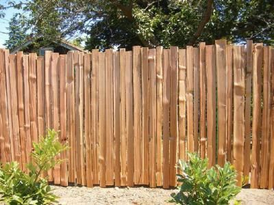 Grape Stakes Hand Split Cedar Fence Boards Cedar