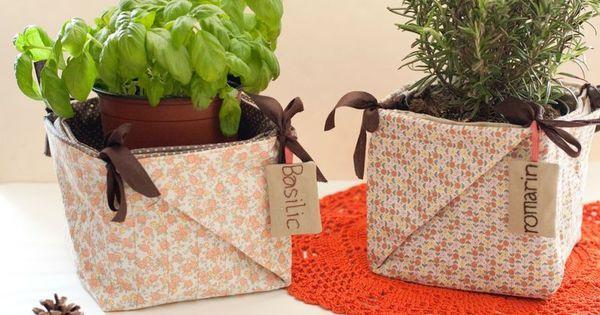 origami repasser tuto inside accessoires coudre tutos et id es pinterest origami et pots. Black Bedroom Furniture Sets. Home Design Ideas