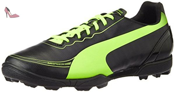 Flexracer, Sneakers Basses Mixte Adulte, Jaune (Safety Yellow Black 22), 39 EUPuma