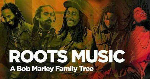 A Bob Marley Family Tree Marley Family Roots Music Marley