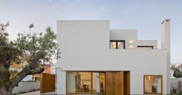 House In Pero Pinheiro Brunosilvestrearchitecture