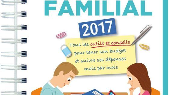 Agenda budget familial memoniak 2017 vie pratique - Planning organisation menage ...