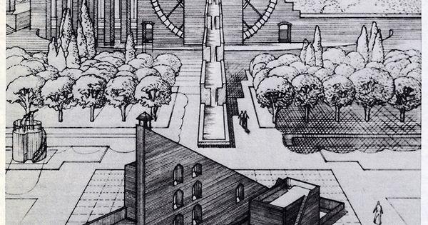 jean aubert and michel cantal dupart l 39 invention du parc graphite 1984 104 1980s. Black Bedroom Furniture Sets. Home Design Ideas