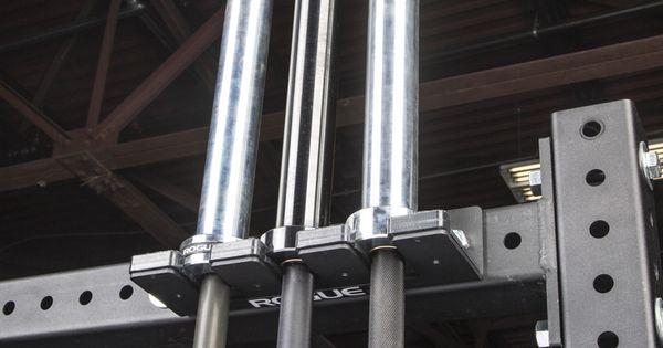 Rogue Rack Mount Vertical Bar Hanger Triple Bar