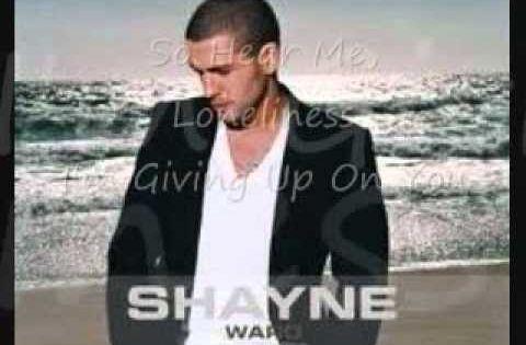 Shayne Ward Someone To Love Lyrics Video Shayne Ward My Favorite Music My Music