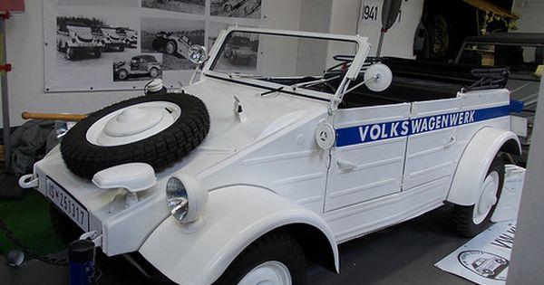 Vw Typ 82 Kubelwagen 1941 Volkswagen Models Volkswagen
