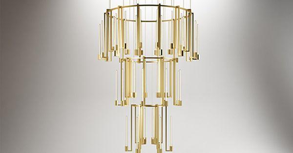 Kali Chandelier 3 Rings Lampade A Sospensione Vetro Di Murano Design