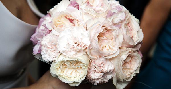 Bouquet da sposa bridal bouquet rose inglesi rosa pink for Rose inglesi
