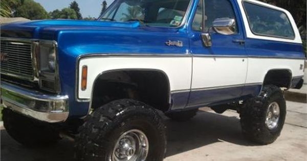 1979 Gmc Jimmy K5 Blazer West Palm Beach Fl K5 Blazer Chevy