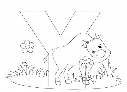 free zoo phonics coloring pages - photo#9