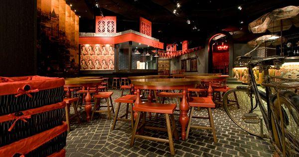 New shanghai chinese restaurant australian design review for Food bar cannington