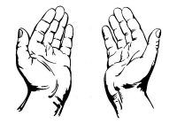 Praying Hands Clipart Free Download Great Free Clipart Silhouette Coloring Pages And Drawings That You Can Hand Clipart Praying Hands Clipart Praying Hands