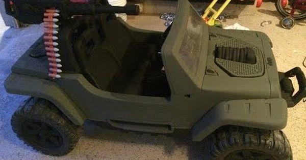 Power Wheels Jeep Hurricane Modification Youtube Power Wheels