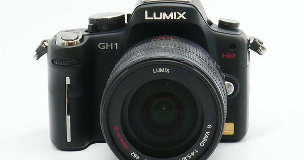 Panasonic Lumix Dmc Gh1 Schwarz Mit G Vario 14 140 4 5 8 Asph Gebraucht Panasonic Lumix Stuff To Buy Binoculars