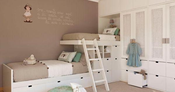 Jurnal de design interior O cameră perfectă pentru două fete