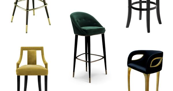 Id Es D Co Maison Des Chaises De Bar Modernes Chaises De Bar Modernes Et Luxueuses Industrie