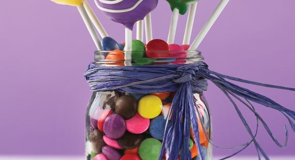 Really good idea for a gift or birthday party! Sweet Treats: 175