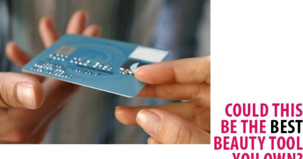 Could A Credit Card Help Your Cat Eye Flick Mobile Credit Card