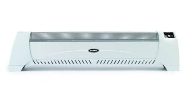 Lasko 39 70 In 120 Volt 1500 Watt Standard Electric Baseboard Heater Room Heater Lasko Heater