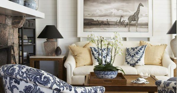 PAINTED COTTAGE LAKE HOUSE INTERIORS Interior Design Cottage