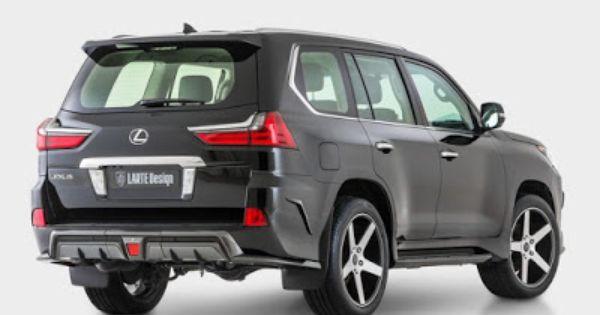 Gt Speed شركة تعديل تعرض نسخت معدلة من سيارة لكزس Lx الجديدة Lexus New Lexus Suv Reviews