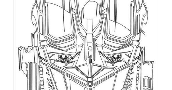 Dibujos De Transformers Para Colorear E Imprimir: Dibujos Para Colorear Transformers 5