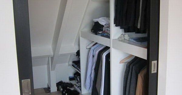 Creative Attic Storage Ideas And Solutions Closet
