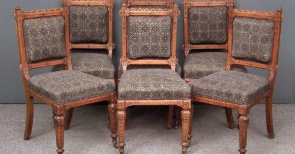 A W N Pugin Furniture Google Search Furniture Decor Dining Chairs