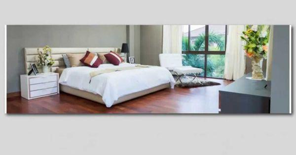Density Visco Elastic Memory Foam Mattress Pad Bed Topper