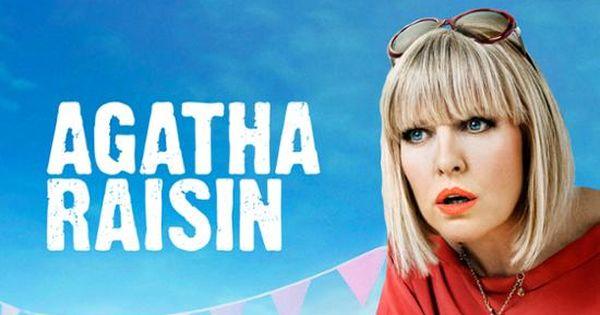 Agatha Raisin Agatha Raisin Agatha British Tv