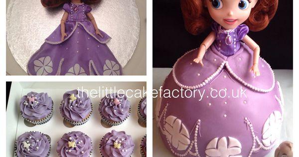 Cake Decorating Course Romford : #princess #sofia #doll #cake Children s Cakes ...