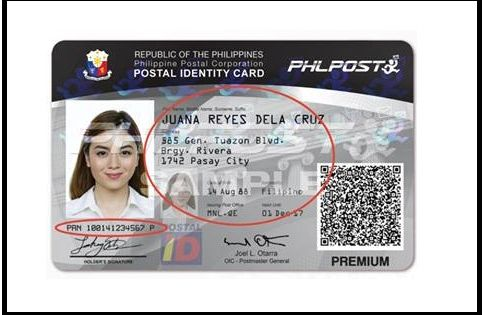 How To Get A Postal Id In The Philippines Philippines Postal How To Get