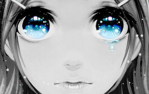 I Love The Eyes 그림 얼굴 예쁜 그림