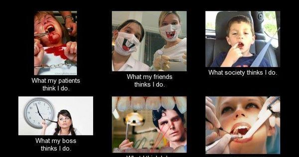 The true meaning of a dental assistant! | Dental | Pinterest | Kid ...