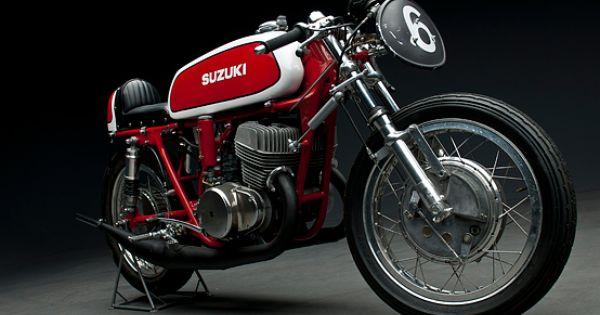 Suzuki T500 racer Suzuki bike