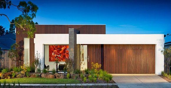 Ballarat And Warrnambool Fusion Display House Styles Modern House Design Backyard Inspiration