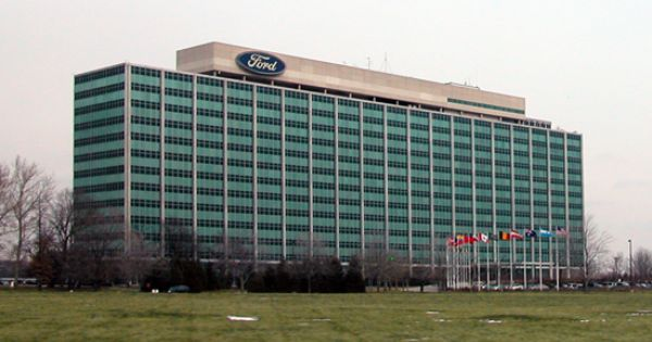 Ford motor company world headquarters in dearborn for Ford motors corporate office