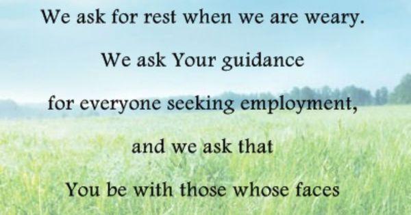 A Labor Day Prayer