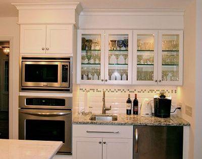 Basement kitchenette?
