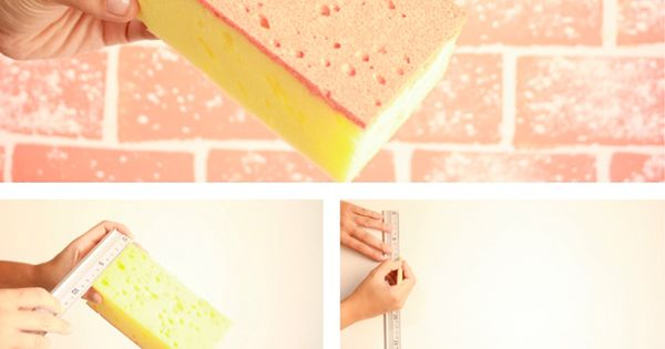Ideas para pintar paredes decora tu casa de forma - Formas de pintar paredes con esponja ...