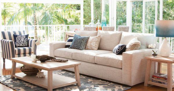 Oz Design Furniture Coastal Range Ashton Sofa Portsea  : c81ee8b54742c8413cd900cedbf42dc2 from www.pinterest.com size 600 x 315 jpeg 46kB
