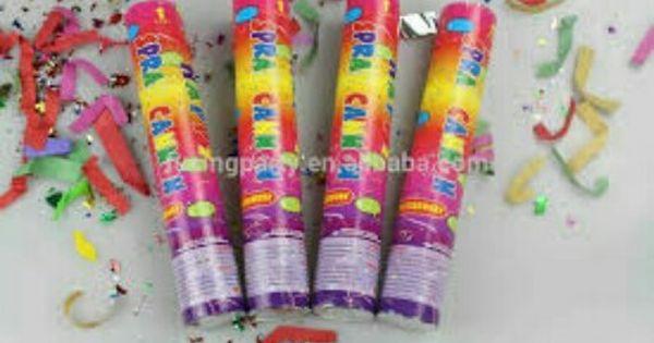 Konfeti Convety Party Popper Kertas Kembang Api Ulang Tahun Hrg 25000 Sms Wa 085642917567 Kembang Api Ulang Tahun Mainan Bayi