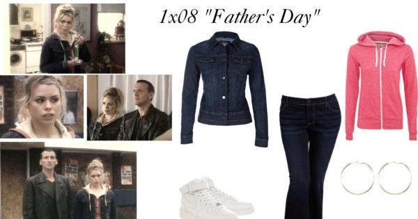 rose tyler fathers day outfit