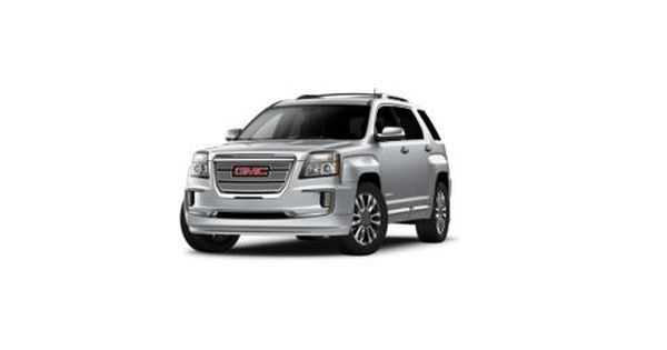 Build Price 2017 Terrain Denali Small Suv Gmc Small Suv