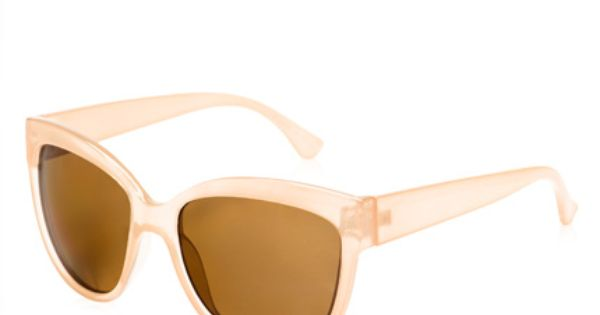 peach sunglasses