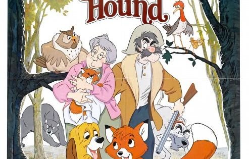 the fox and the hound movie poster internet movie poster