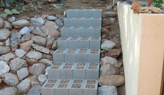 Proyectos decorativos con bloques de cemento bloques de - Bloques de hormigon decorativos ...