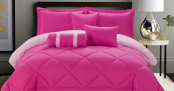 Hot Pink Bathroom Accessories Jcpenney Comforters And